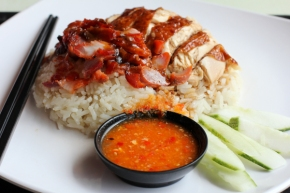 """Chicken Rice: a """"Must-Eat"""" inSingapore"""